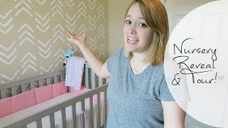 NURSERY REVEAL | Under $1500 (Revelynne)