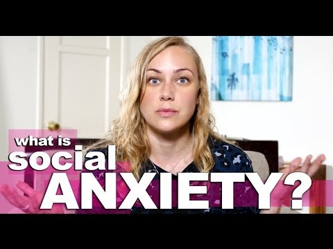 What is Social Anxiety Disorder? Mental Health Help with Kati Morton treatment scared school