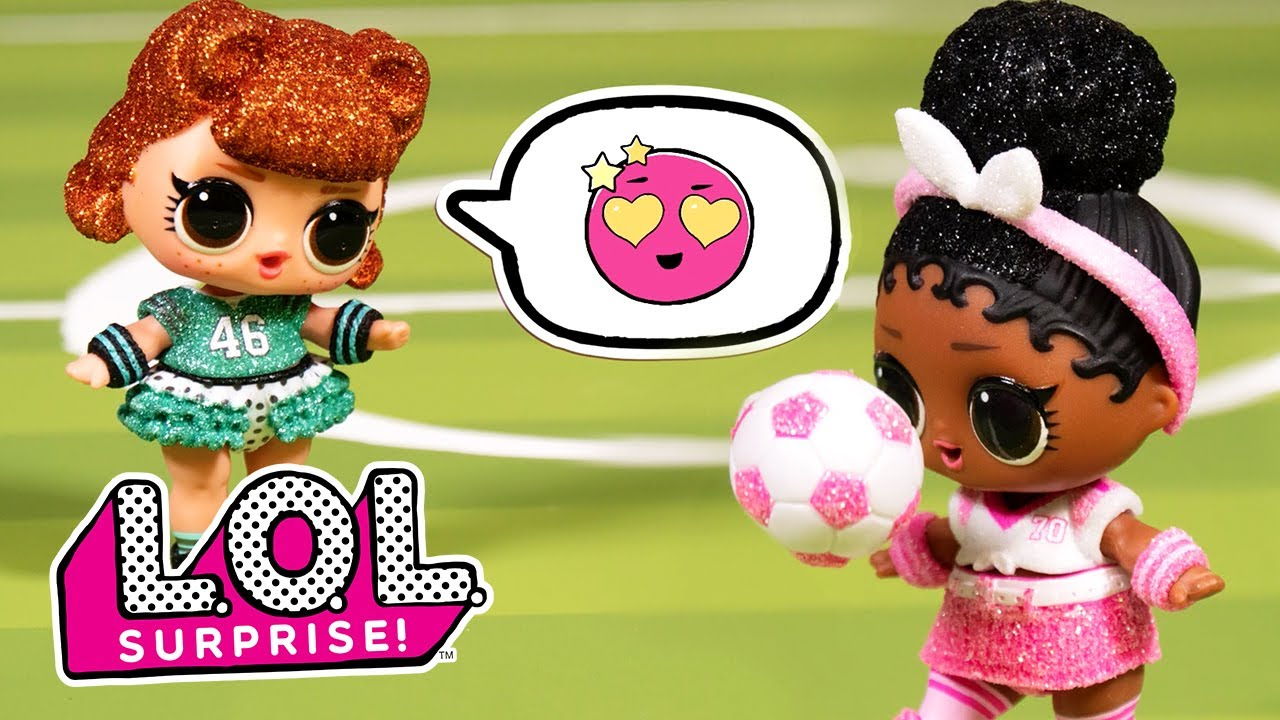 It's the B.B. Soccer World Cup CHAMPIONSHIP! | LOL Surprise All Star B.B.s