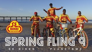 The Spring Fling Rideout!