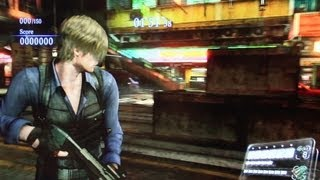 Guns for Hire in Resident Evil 6