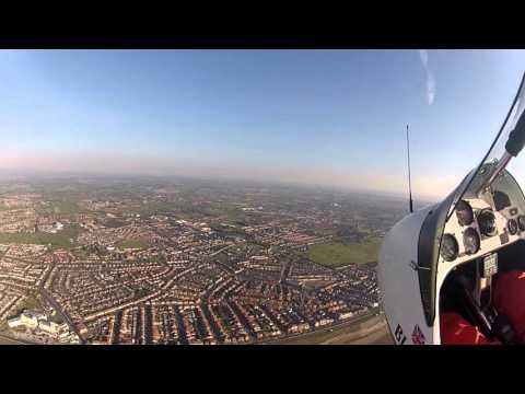 Blackpool flight  & Fylde coast area