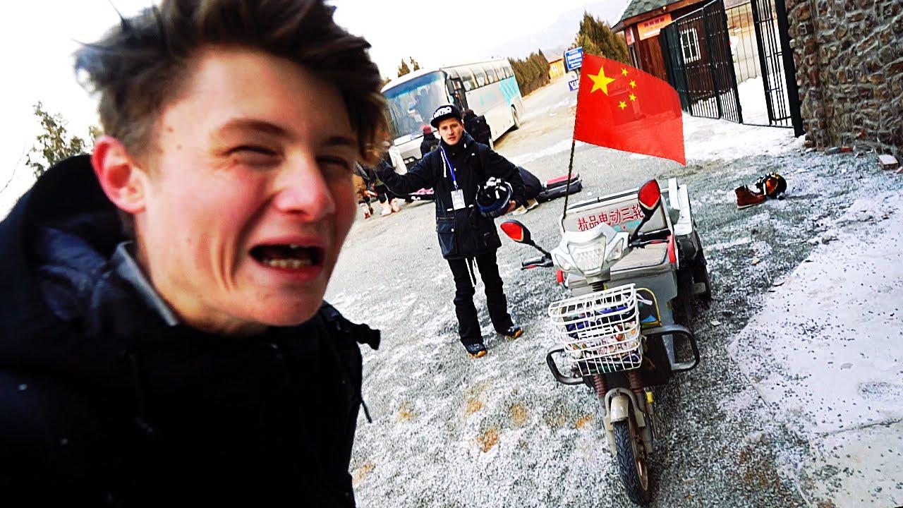 Dner 2016  KLAUT NIEMALS DIESES MOTORRAD! | ChinaTrip #3 | Dner - YouTube