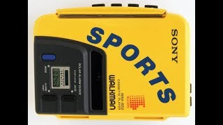 Why the sports walkman, is the best first walkman to buy!! ( cassette player )