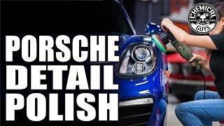 How to: Polish Car Paint - Chemical Guys Detail Garage: Porsche Boxster Part 2 Video