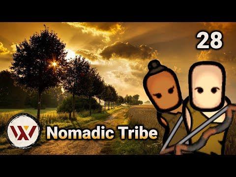Merciless Manhandling! Nomadic Tribe #28 - Rimworld 1 0