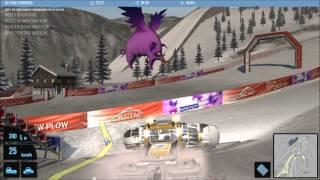 Snowcat simulator 2012