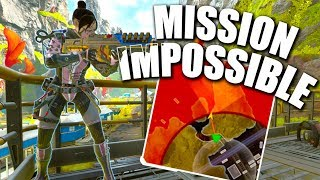 I had to do the Impossible or Die, So Here's how I Survived! - PS4 Apex Legends
