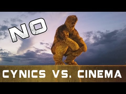 SWAMP APE - Cynics vs. Cinema!
