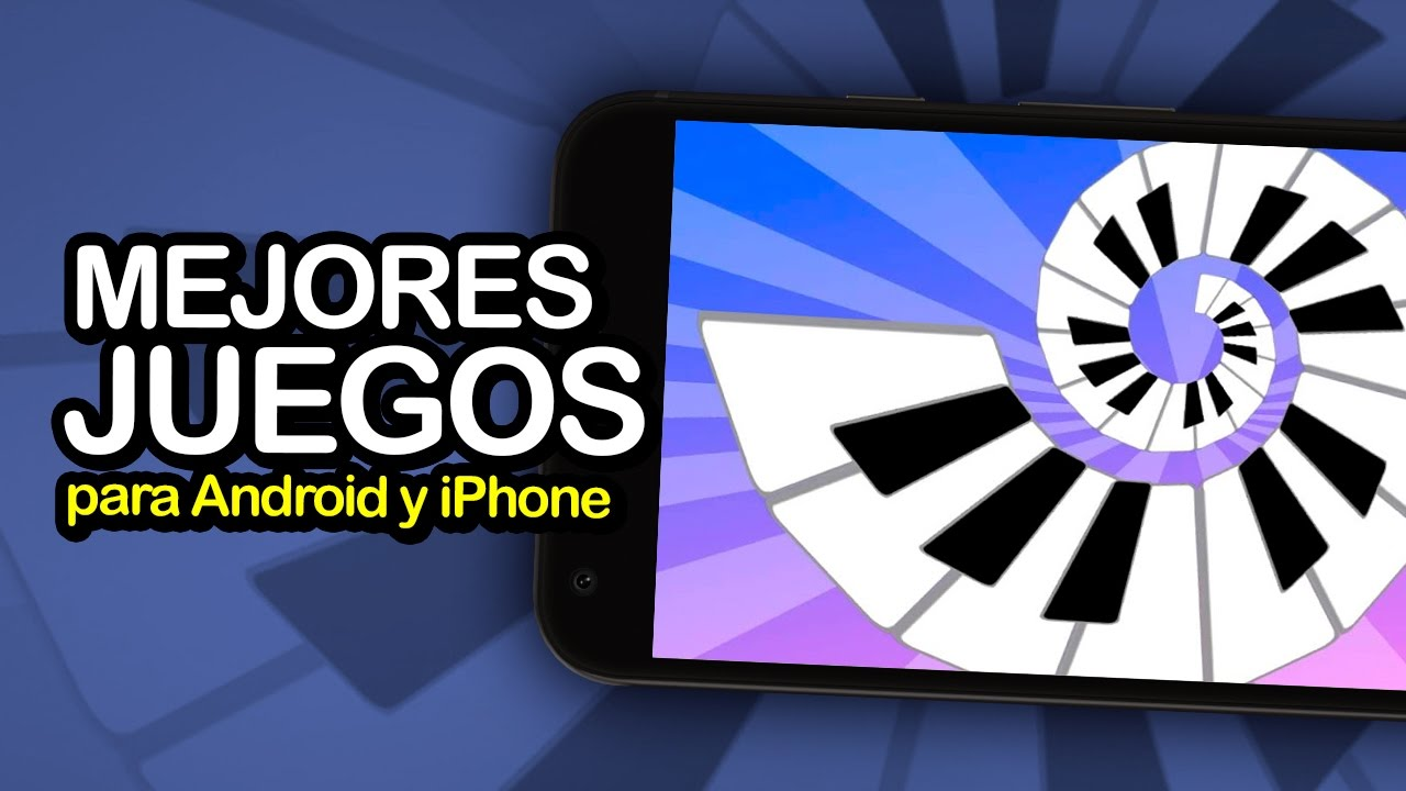 4 Juegos Geniales De Musica Para Android Y Iphone 2017 Youtube