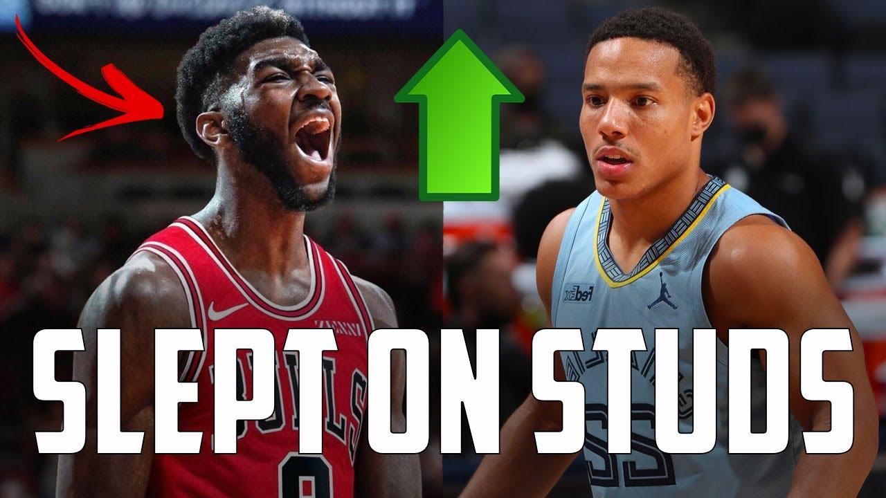 6 Slept On NBA Rookies Having Low-Key GREAT Seasons This Year...