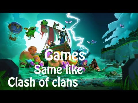 Top 10 Awesome Games Like Clash Of Clans 2018//MUST PLAY