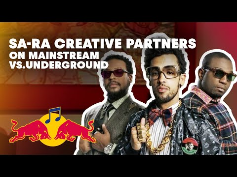 Sa-Ra Creative Partners Lecture (Rome 2004) | Red Bull Music Academy