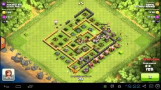 Jugando Clash Of Clans Capitulo # 20    Ataque mega-pasado