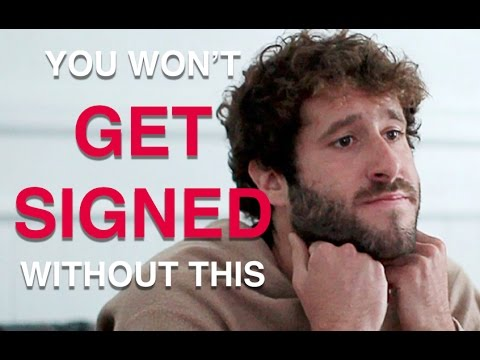 How To Get Signed Part 1 - Artist Record Deals