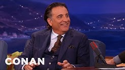 Andy Garcia's Intimidating Parenting Advice