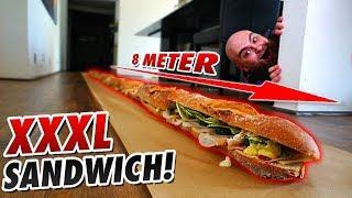 Größte Sandwich der WELT !