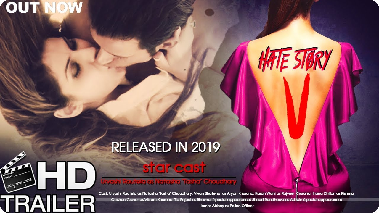 Hate Story 5 Official Trailer  Urvashi Rautela New Movie -1316