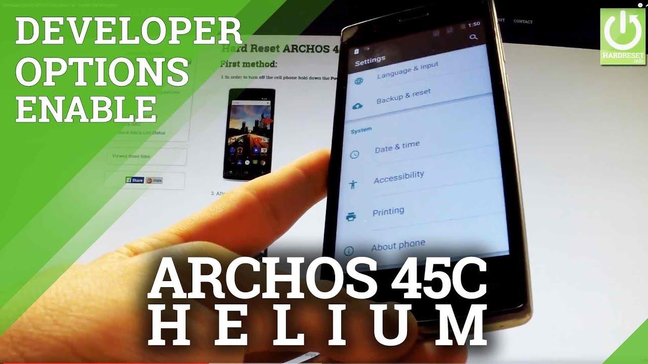 Archos Universal MAC USB Driver Windows