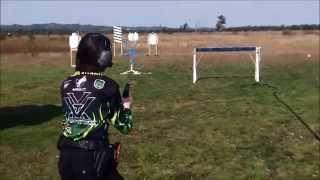 Madalyn Stewart - Fort McCoy, WI  3 Gun 9-27-14