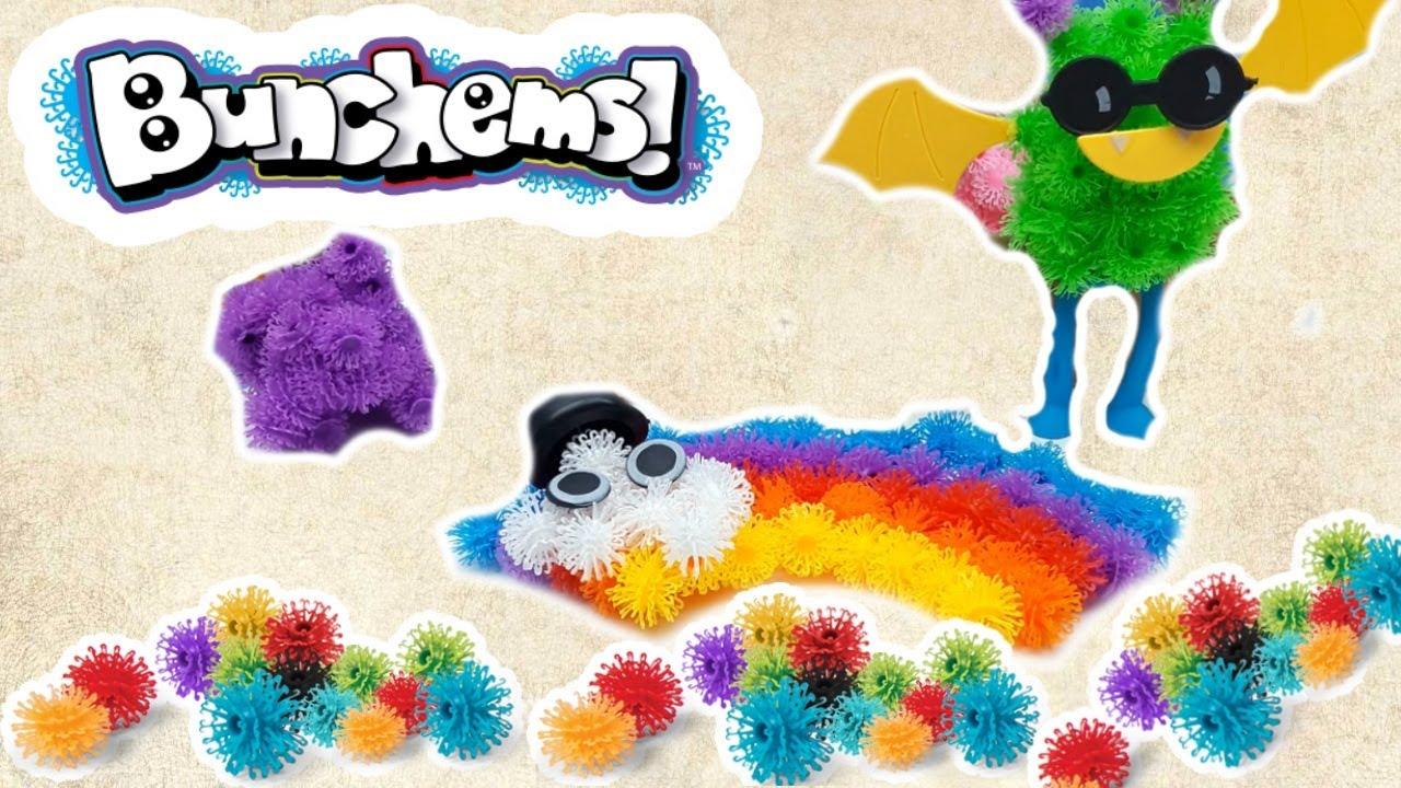 Conosciuto BUNCHEMS MEGA KIT - giochi per bambini - nessun limite alla  QX83
