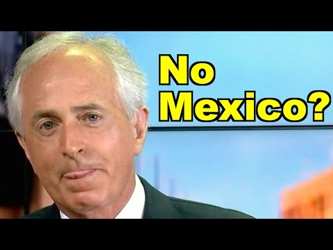 GOP Senate Foreign Relations Chair Forgets Mexico Is Foreign Nation?