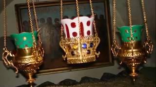 """Acatist de multumire """"Slava lui Dumnezeu pentru toate"""" Imagini din pelerinajele din Ucraina si Rusia"""
