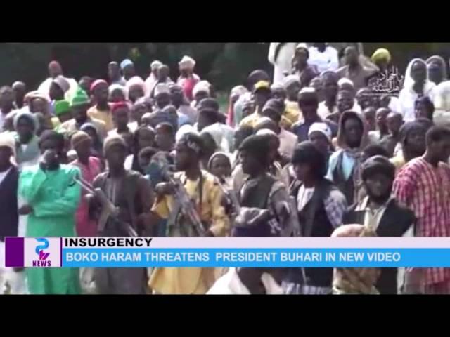 Boko Haram threatens president Buhari in new video