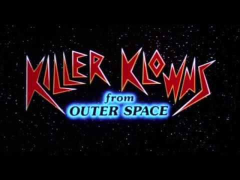 Killer Klowns from Outer Space trailer cult classic - HD 1988