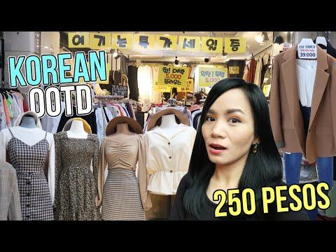 KOREA UNDERGROUND SHOPPING!! | GOTO MALL KOREA VLOG ♡