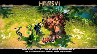 Might and Magic Heroes 6 - Dev Diary Stronghold