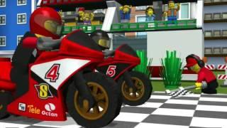 Лего Сити! Lego City! My City! Гонки на мотоциклах! Серия 33! Игра, Мультик, мультфильм(Лего Сити! Lego City! My City! Гонки на мотоциклах! Серия 33! Игра, Мультик, мультфильм Лего Сити или Lego City – это Лего..., 2015-05-01T04:30:01.000Z)