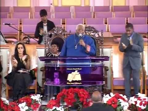 """Bishop James E. Holloway Sr """"The Purpose of Fasting"""" -- STC"""
