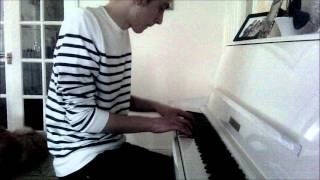 Kate Bush - The Man With the Child in His Eyes (Piano Cover)