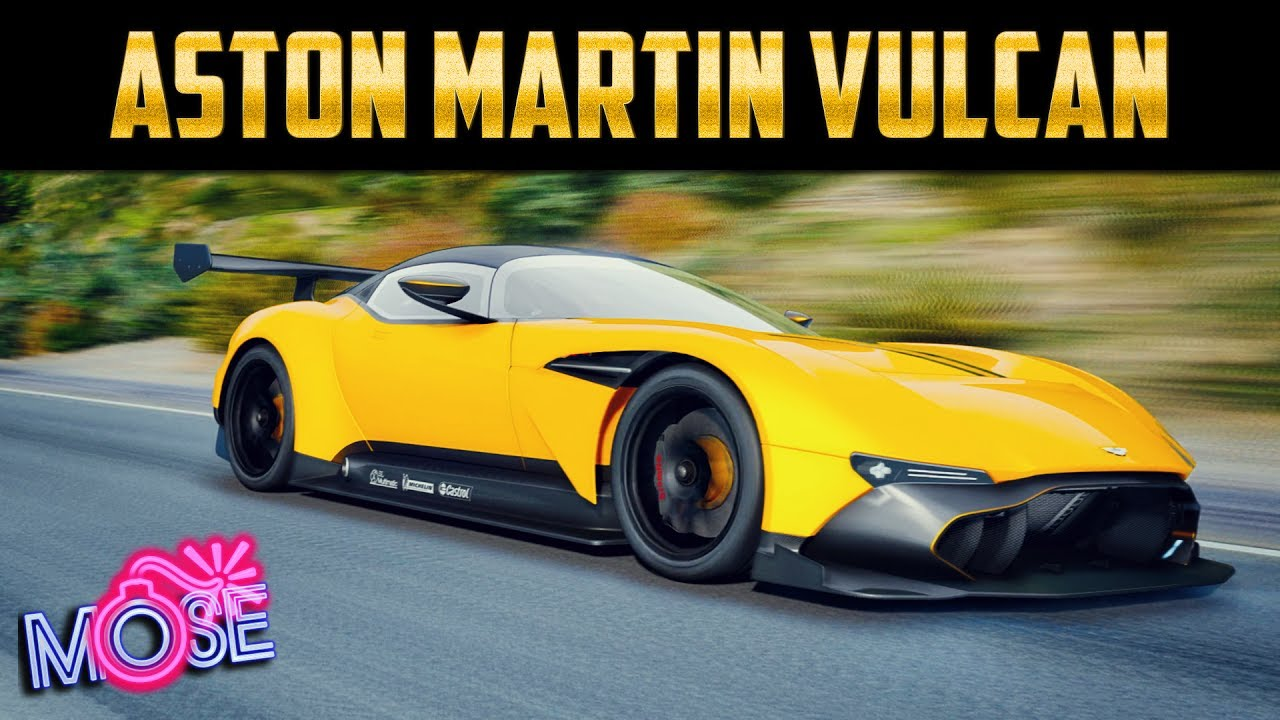 gta 5 МОДЫ - 2016 aston martin vulcan - youtube