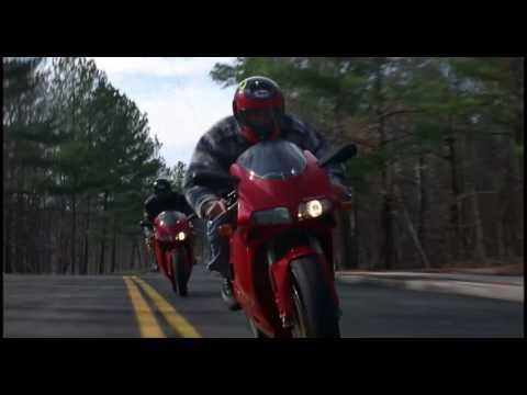 Ducati 916 Fled