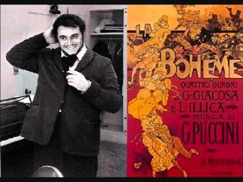 Luciano Pavarotti. Che gelida manina! La Bohème. mp3