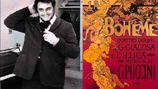 Luciano Pavarotti Che Gelida Manina La Bohème