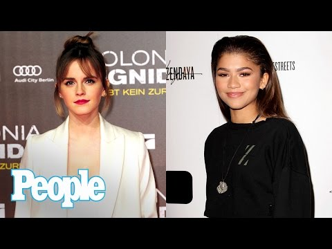 Emma Watson Gives Out Free Books In NYC, Zendaya Launches Clothing Collection | People NOW | People