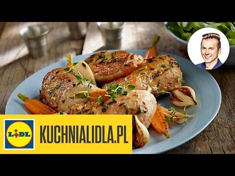 Pieczony Kurczak Z Ziołami Prowansalskimi I Cytryną Karol Okrasa Przepisy Kuchni Lidla