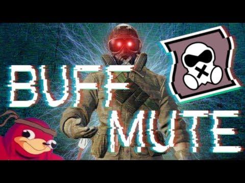 Buff Mute