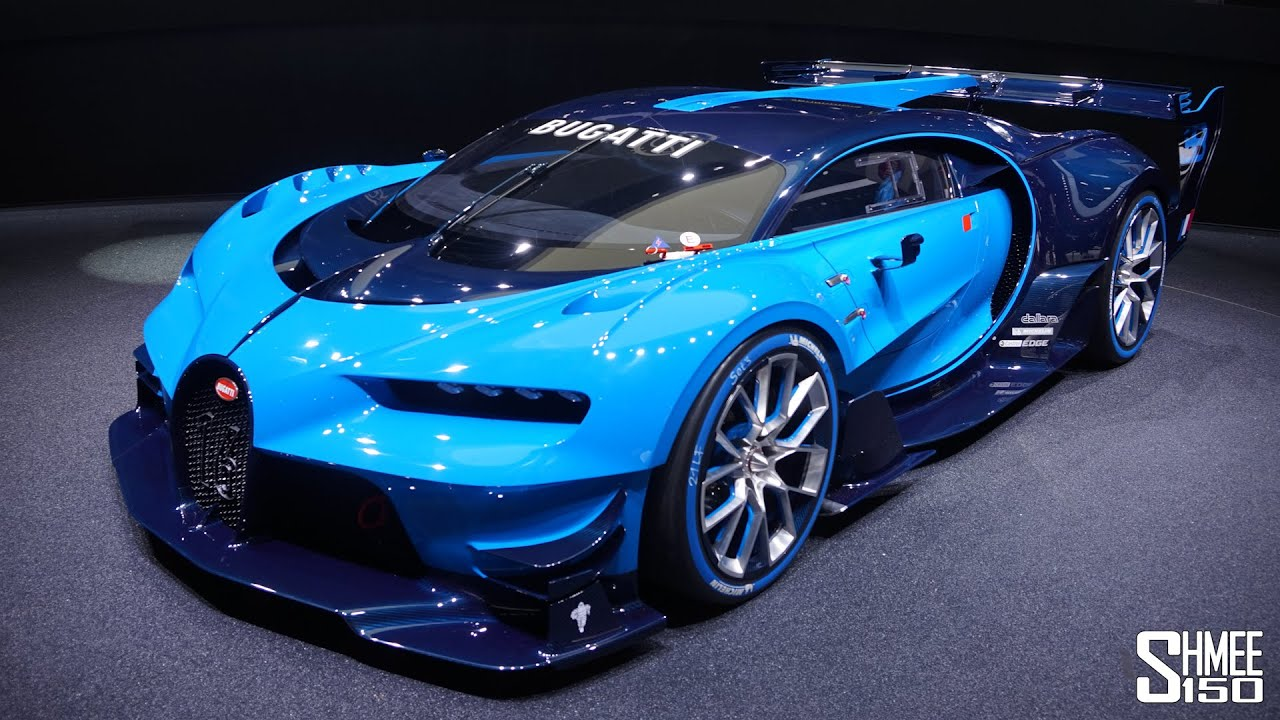 bugatti vision gran turismo exclusive in depth tour. Black Bedroom Furniture Sets. Home Design Ideas