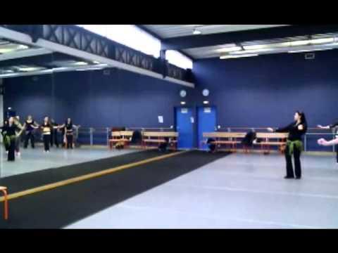 Danse orientale chaabi rakiya the artist lille ecole de danse odeya 29 01 2012 youtube - Cours danse de salon lille ...