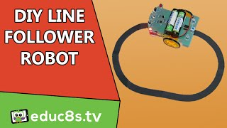 Line Follower with Arduino: Part1- Assembly Connection