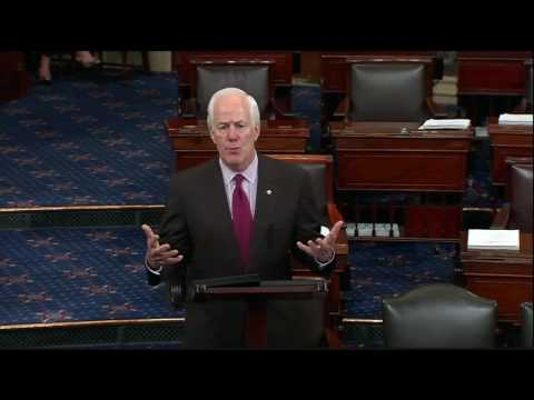 Cornyn: Back the Blue Act a Show of Support for Nation's Law Enforcement