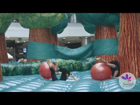 BOSQUE INFLABLE