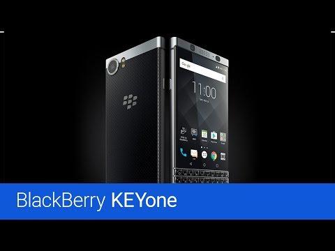 BlackBerry KEYone (recenze)