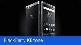 BlackBerry KEYone (recenze)