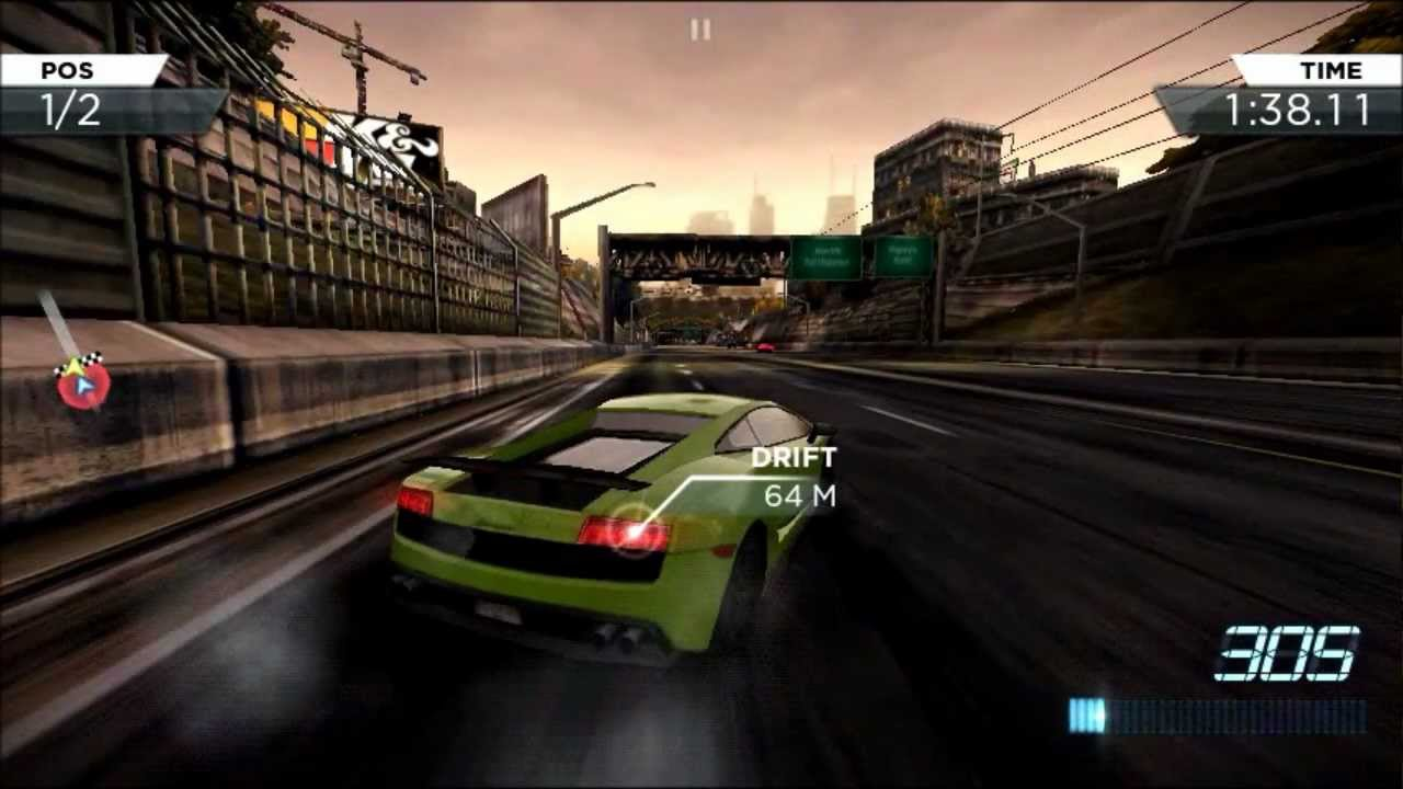 NFS Most Wanted (2012) Android #7 Spider Most Wanted Race ...