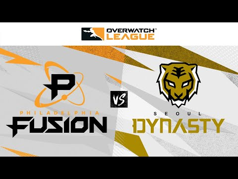 PF vs SD - Overwatch League 2021 - Map 4